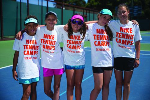 Recordar marxismo Destructivo  Stanford, CA - July 20, 2017: Nike Tennis Camp. - ALTA Net News Magazine