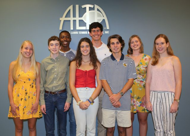 ALTA 2019 Scholarship winners