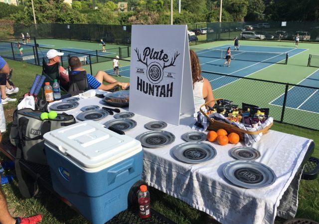 ALTA Seniors league table. The