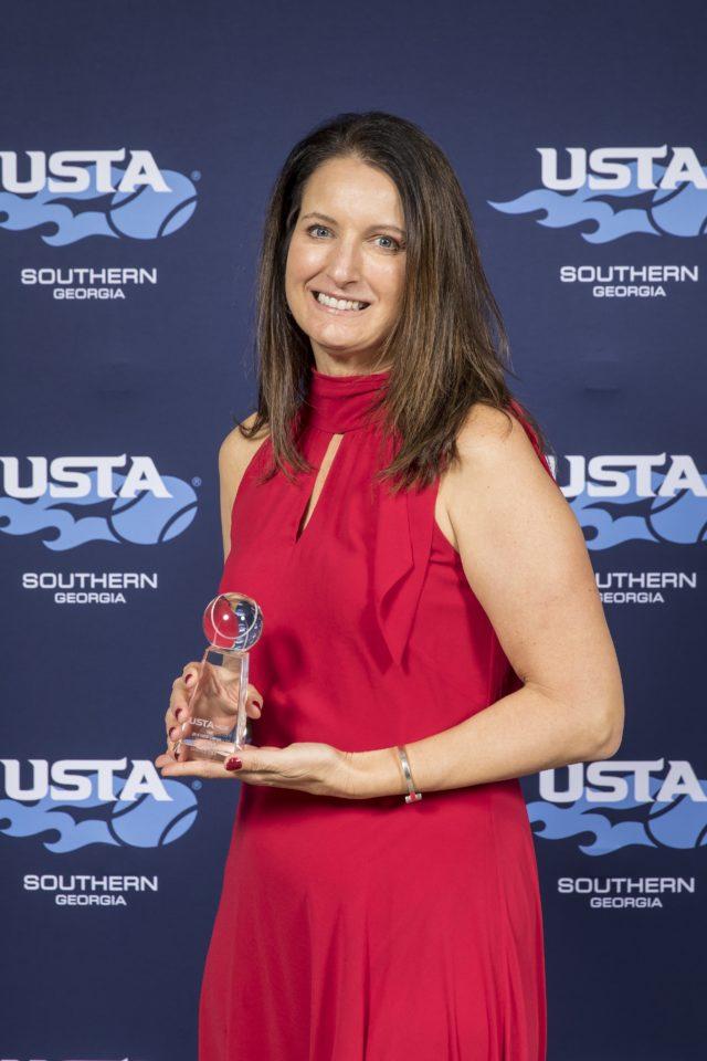 Candace Cole USTA Award 2020