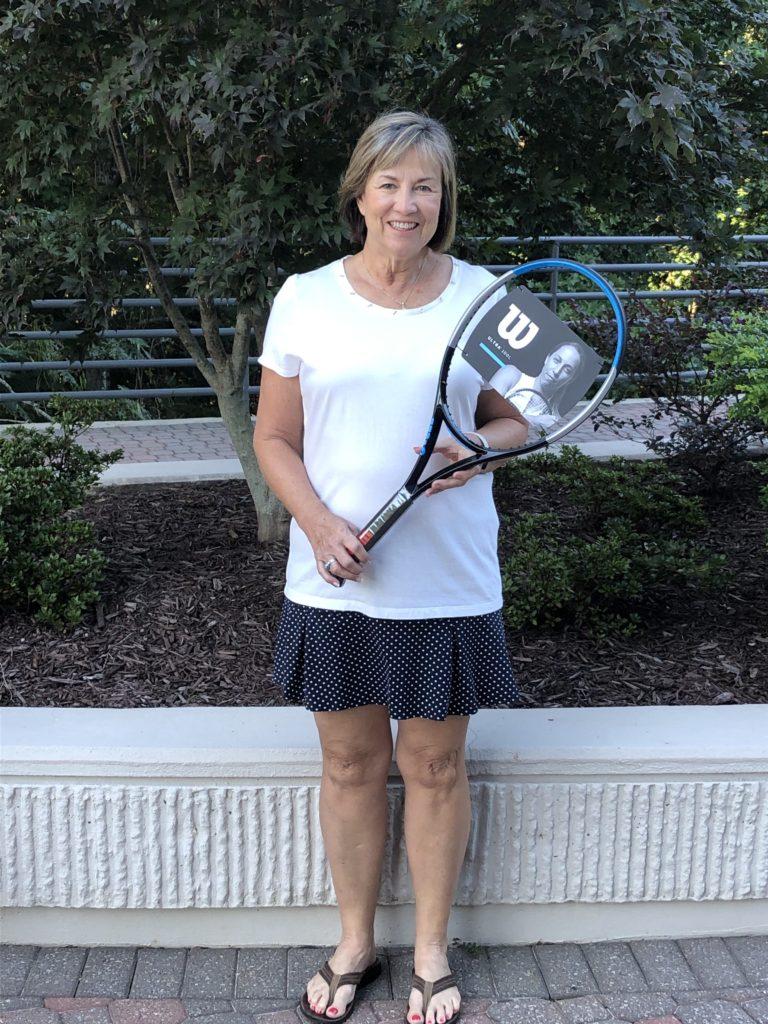Trivia Contest winner Debbie Scobey